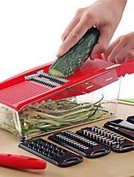 Недорогие -Кухонные принадлежности Пластик / Нержавеющая сталь + категория А (ABS) Творческая кухня Гаджет Наборы инструментов для приготовления пищи Повседневное использование / Для овощного 1шт