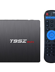 Недорогие -PULIERDE T95Z MAX TV Box Android 7.1 TV Box Amlogic S912 2GB RAM 16Гб ROM Octa Core Новый дизайн
