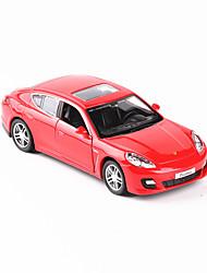 お買い得  -自動車おもちゃ レーシングカー 車載 新デザイン 金属合金 フリーサイズ 子供 / ティーンエイジャー ギフト 1 pcs