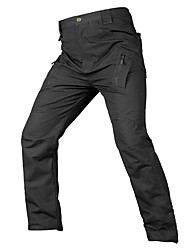Недорогие -Муж. Штаны для туризма и прогулок На открытом воздухе Быстровысыхающий, Пригодно для носки, Воздухопроницаемость Брюки / Нижняя часть Пешеходный туризм / На открытом воздухе / Разные виды спорта