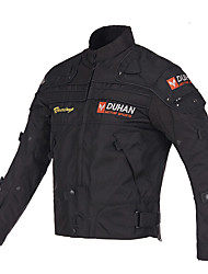 cheap -DUHAN 020 Motorcycle Clothes JacketforMen's Oxford Cloth Spring / All Seasons Wear-Resistant / Protection / Best Quality