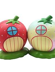 Недорогие -LT.Squishies Резиновые игрушки / Устройства для снятия стресса Фрукт Декомпрессионные игрушки 1 pcs Взрослые Подарок