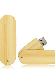 Недорогие -Ants 16 Гб флешка диск USB USB 2.0 Дерево / Бамбук Вращающийся