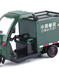 Недорогие -Игрушечные машинки Грузовик Транспортер грузовик Вид на город / Cool / утонченный Металл Все Детские / Для подростков Подарок 1 pcs
