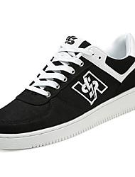cheap -Men's Light Soles PU(Polyurethane) Summer Sneakers Black / Gray / Light Blue