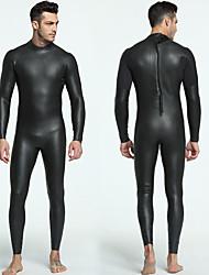 d39dd3c3e3 MYLEDI Men s Full Wetsuit 3mm CR Neoprene Diving Suit Quick Dry Anatomic  Design Long Sleeve Back Zip   Stretchy