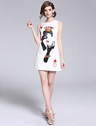 cheap -Mary Yan & Yu Women's Street chic A Line Dress Beaded