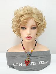 Blonde Bob Bangs Wig Lightinthebox Com