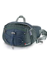 Недорогие -8 L Рюкзаки - Легкость Дожденепроницаемый Воздухопроницаемость На открытом воздухе Восхождение Походы Сноубординг 100 г / м2 полиэфирный стреч-трикотаж Красный Зеленый Тёмно-синий