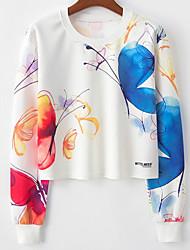 billige -Dame Aktiv Sweatshirt - Figurer