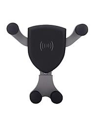 Недорогие -Cwxuan Автомобильное зарядное устройство / Беспроводное зарядное устройство Зарядное устройство USB USB Беспроводное зарядное устройство / Qi 1 A DC 5V для iPhone X / iPhone 8 Pluss / iPhone 8