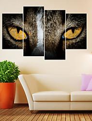 baratos -Autocolantes de Parede Decorativos - Autocolantes 3D para Parede / Etiquetas de parede de animal Animais / Formas Quarto / Quarto das Crianças