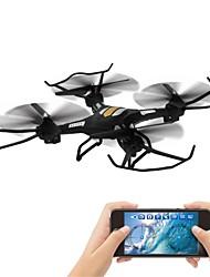 baratos -RC Drone XINGYUCHUANQI S16 RTF 4CH 6 Eixos 2.4G Com Câmera HD 3.0 720P Quadcópero com CR Retorno Com 1 Botão / Modo Espelho Inteligente / Vôo Invertido 360° Quadcóptero RC / Controle Remoto / Câmera