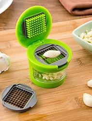 Недорогие -Кухонные принадлежности ABS Простой / Инструменты Приспособления для чеснока Повседневное использование 1шт