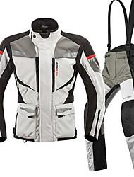 baratos -MOTOBOY Roupa da motocicleta Conjunto de calças de jaqueta para Homens Oxford / Algodão Todas as Estações Impermeável / Resistente ao Desgaste / Proteção