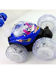 Недорогие -Игрушечные машинки Антигравитационная машинка Транспорт Мерцание моделирование Взаимодействие родителей и детей Пластиковые & Металл Дети Все Мальчики Девочки Игрушки Подарок 1 pcs