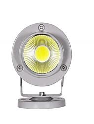 preiswerte -1pc 12 W LED Flutlichter / Leuchte für Rasenplatz Wasserfest / Neues Design / Dekorativ Warmes Weiß / Weiß 12 V / 85-265 V Außenbeleuchtung / Hof / Garten