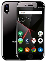 "cheap -Anica i8 2.5 inch "" 3G Smartphone / Cell Phone ( 2GB + 16GB 5 mp MediaTek MT6580 980 mAh mAh )"