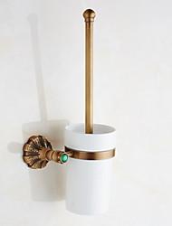 Недорогие -Держатель для ёршика Новый дизайн / Cool Современный Металл 1шт Держатели для туалетной щетки На стену