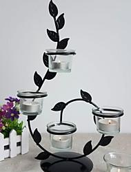 Недорогие -Праздничные украшения Новый год Декоративные объекты Декоративная / Cool Черный 1шт