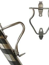 Недорогие -Бутылку воды клеткой / Бутылки для воды Устойчивый к деформации, Пригодно для носки, Легкие материалы Шоссейные велосипеды / Велосипеды для активного отдыха / Односкоростной велосипед Сплав титана