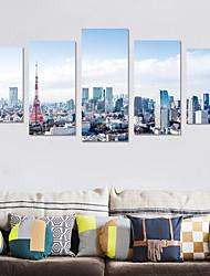 economico -Adesivi decorativi da parete - Adesivi aereo da parete / Adesivi 3D da parete Paesaggi / Pittoresco Salotto / Camera da letto