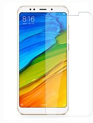 economico -Proteggi Schermo per XIAOMI Xiaomi Redmi 5 Plus Vetro temperato 1 pezzo Proteggi-schermo frontale Durezza 9H / Anti-graffi