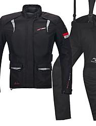 baratos -MOTOBOY Roupa da motocicleta Conjunto de calças de jaqueta para Homens Tecido Oxford / Poliéster Tafetá / Algodão Todas as Estações Impermeável / Resistente ao Desgaste / Proteção