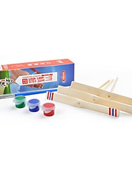 cheap -Classic Theme Painting / Simulation / Hand-made Wooden Gift 1 pcs