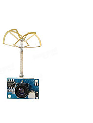 cheap -5.8GHZ 48-band image transmission all-in-one transmitter 25mW/200mW switchable hd 1200TVL CMOS PAL/NTSC switchable FPV camera