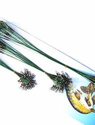 Недорогие -Набор для рыбалки / Рыболовные принадлежности / Рыбалка Инструменты Простая установка / Легкий и удобный / Прост в применении Нержавеющая сталь / Стальная проволока