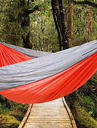 cheap -Hammock / Camp Bed Outdoor Camping Portable, Waterproof, Moistureproof Spinning Cotton Hunting, Fishing, Hiking for 1 person