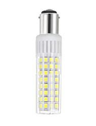 Недорогие -1шт 7.5 W LED лампы типа Корн 937 lm BA15D T 100 Светодиодные бусины SMD 2835 Тёплый белый Холодный белый 85-265 V