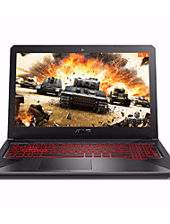 Недорогие -ASUS Ноутбук блокнот FX80GM8300 15.6 дюймовый IPS Intel i5 Core I5-8300 8GB DDR4 1TB / 256GB SSD GTX1060 6 GB Windows 10
