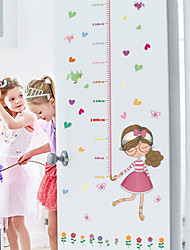baratos -Autocolantes de Medição - Adesivos de parede de pessoas Paisagem Sala de Estar / Quarto / Banheiro