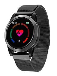 Недорогие -Умный браслет R15 для Android iOS Bluetooth Пульсомер Сенсорный экран Израсходовано калорий Регистрация дистанции Информация / Педометр / Напоминание о звонке / Датчик для отслеживания активности
