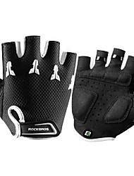 Недорогие -ROCKBROS Спортивные перчатки Распродажа брендовых товаров / Спортивные перчатки Фитиль / Прочный На открытом воздухе Сетка / Нейлон Шоссейные велосипеды / Спорт в свободное время / На открытом воздухе