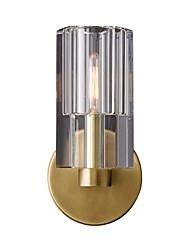 Недорогие -CXYlight Хрусталь Простой / Модерн Гостиная / Столовая Металл настенный светильник IP20 110-120Вольт / 220-240Вольт