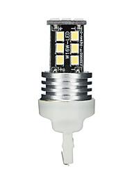 Недорогие -1 шт. Автомобиль Лампы 21 W Интегрированный LED 550 lm 6 Светодиодная лампа Задний свет Назначение Универсальный