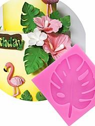Недорогие -1шт Силикон Творческая кухня Гаджет Торты Для приготовления пищи Посуда Формы для пирожных Инструменты для выпечки