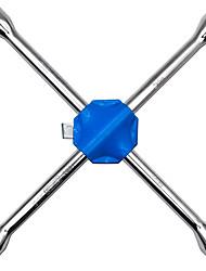 abordables -Estilo Simple Cromo de Vanadio Acero Cierres 1 pcs
