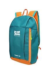 """Недорогие -12 L Нести сумку - Легкость, Дожденепроницаемый, Анатомический дизайн На открытом воздухе Походы, Путешествия, Для школы Ткань """"Оксфорд"""" Синий, Зеленый  / желтый, Камуфляжный"""