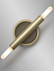 Недорогие -CXYlight Матовая Античный / Ретро Гостиная / Столовая Металл настенный светильник IP20 110-120Вольт / 220-240Вольт