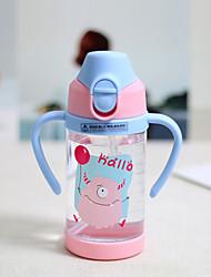 cheap -Drinkware Plastics Tumbler / Water Pot & Kettle Cartoon / Cute 1 pcs