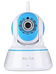 Недорогие -sannce® 2.0 mp 1080p ip-камера беспроводная двухсторонняя аудио внутренняя безопасность без SD-карты максимальная поддержка 64 ГБ