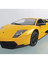 Недорогие -Машинка на радиоуправлении 38900 10.2 CM Инфракрасный Автомобиль 1:14 25 km/h КМ / Ч На пульте управления