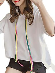 billige -Dame Basale Hattetrøje - Ensfarvet