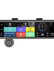 cheap -Factory OEM 480p / 720p / 1080p HD / Night Vision Car DVR 150 Degree Wide Angle 12 MP 10.1 inch IPS Dash Cam with WIFI / GPS / Night Vision Car Recorder