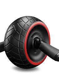 baratos -Rolo de roda ab Com 1 pcs TPE / PP Durável Perda de peso, Treinamento, Queimador De Gordura De Barriga, Tonificação Abdominal Para Exercício e Atividade Física / Ginásio / Exercite-se Cintura e