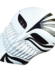 Недорогие -Праздничные украшения Украшения для Хэллоуина Маски на Хэллоуин / Хэллоуин Развлекательный Декоративная / Cool Черный тон и белый цветок 1шт